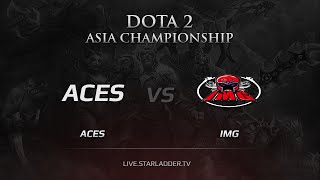 IMG.cn vs Aces, game 2