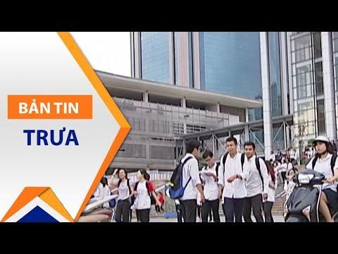 Hà Nội công bố điểm chuyển lớp 10 chuyên | VTC1 - Thời lượng: 84 giây.