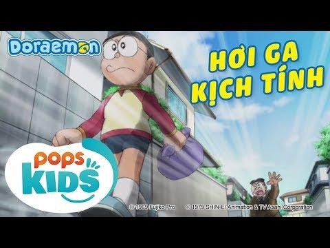 [S6] Doraemon Tập 266 - Hơi Ga Kịch Tính, Những Ngôi Sao Đen Nổi Tiếng - Hoạt Hình Tiếng Việt - Thời lượng: 21:37.