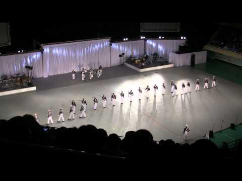 """まさに日本の誇り! 音楽祭で見せた自衛隊""""集団行動""""が素晴らしい!"""