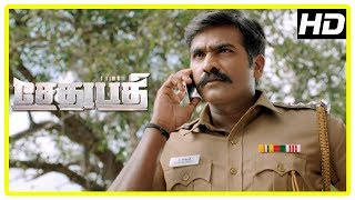 Video Vijay Sethupathi investigates a case | Sethupathi Movie Mass Scenes | Remya Nambeesan MP3, 3GP, MP4, WEBM, AVI, FLV September 2018