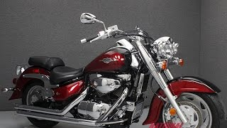 9. 2007  SUZUKI  C90 BOULEVARD 1500 - National Powersports Distributors