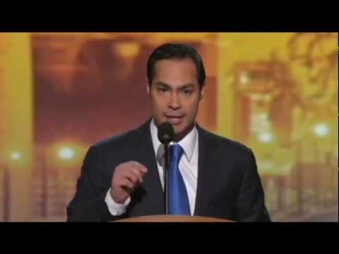 Mayor Julian Castro: 2012 Democratic National Convention Keynote Address