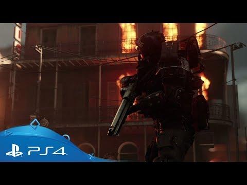 Wolfenstein II: The New Colossus | Gameplay Trailer #2 | PS4