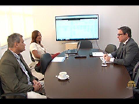 TCE Notícias - TCE recebe visita técnica do secretário-chefe do TCM do...