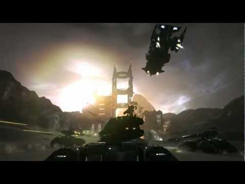 Dust 514 Beta Gameplay - Dust 514