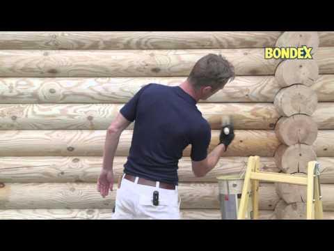 BONDEX PERFECT Impregnante all'acqua per legno esterno