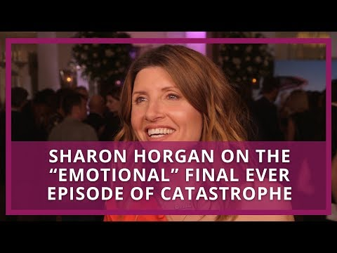 "Sharon Horgan on the ""emotional"" final episode of Catastrophe"