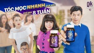 Một mái đầu, 3 số phận: Thái Hòa, Việt Hương và hotgirl Sam.