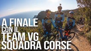 A Finale Ligure con il Team VG Squadra Corse!