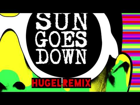 David Guetta & Showtek - Sun Goes Down ft. MAGIC! & Sonny Wilson (Hugel Remix)
