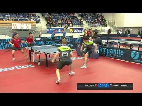 2014 French Junior & Cadet Open - Junior Boys Doubles Semi-Final