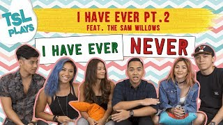 Video TSL Plays: I Have Ever 2.0 (feat. The Sam Willows) MP3, 3GP, MP4, WEBM, AVI, FLV Oktober 2018