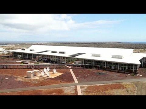 Γκαλαπάγκος: Λειτούργησε το πρώτο πράσινο αεροδρόμιο