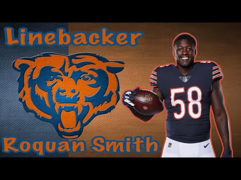 Roquan Smith Highlights Week 10 vs Vikings   Bears vs Vikings NFL Highlights Week 10   NFL 2020