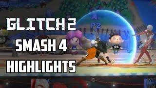 Glitch 2 Smash 4 Highlights