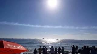 Huntington (IN) United States  city images : USAF Thunderbirds Huntington Beach Airshow