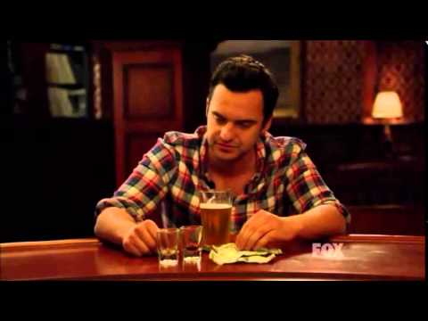 New Girl - Nick Miller Talks Money