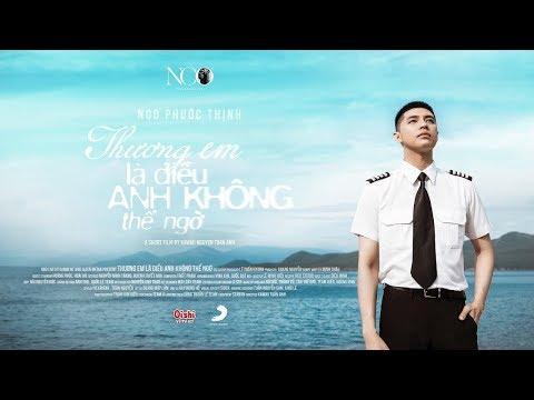 Thương Em Là Điều Anh Không Thể Ngờ (#TELDAKTN) | Noo Phước Thịnh | Official MV - Thời lượng: 10 phút.