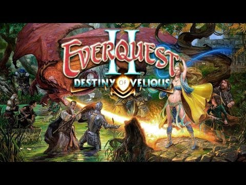 Everquest II gameplay Review #001 [Staffel 3] [Deutsch/German] – Let's Play Everquest 2