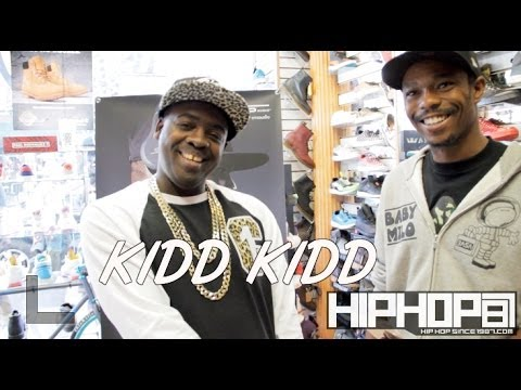 Kidd Kidd Talks About His New Single Featuring Lil Wayne & more