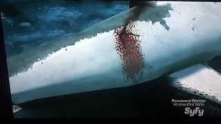 Nonton Sharknado (2013) Chainsaw Scene Film Subtitle Indonesia Streaming Movie Download