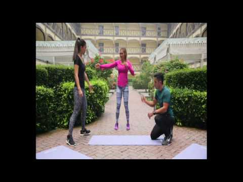 The Chateau : Astro Bella Home Workout Ep5 (2015)