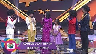 "Download Video DUH SENENGNYA..Zainatul  Menyanyi ""Si Kecil"" Didampingi Bunda Rita Idolanya – KLB 2Gether 4Ever MP3 3GP MP4"