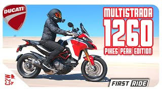 8. 2019 Ducati Multistrada 1260 Pikes Peak Edition | First Ride