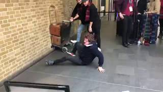Kiedy za mocno uwierzyłeś w Harrego Pottera