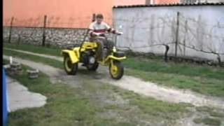MTZ05 kistraktor