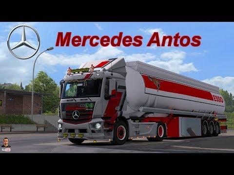 D3S Mercedes Antos 12 v1.2.0.123 release 1.28.1.3 fix version