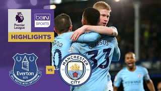 Video Everton 0-2 Manchester City Match Highlights MP3, 3GP, MP4, WEBM, AVI, FLV April 2019
