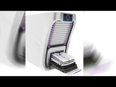 , title : 'New Robot Will Fold Your Laundry'