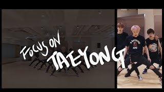 NCT 127의 다크 체리밤 안무영상 BOMB ver. 비디오의 컬러 버전과 NCT 127 각각의 멤버를 FOCUS ON한 새로운 형식의 안무영상...