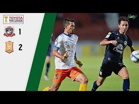 BGTV : BG GOAL  TTL 2016 SUPHANBURI FC VS BGFC (HIGHLIGHT )