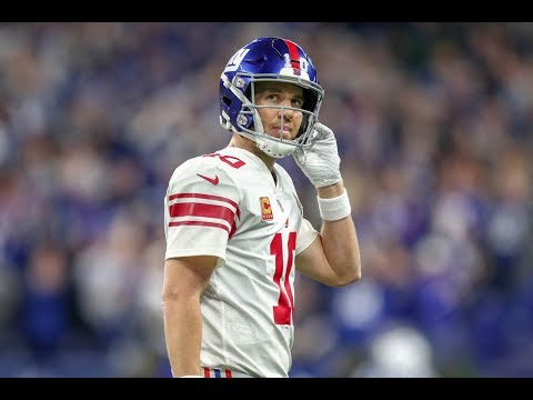 Video: Will Eli Manning be under center for the New York Giants in 2019?
