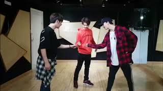 Video [Dance Cut] Stray Kids' Dance Line Practice MP3, 3GP, MP4, WEBM, AVI, FLV September 2018