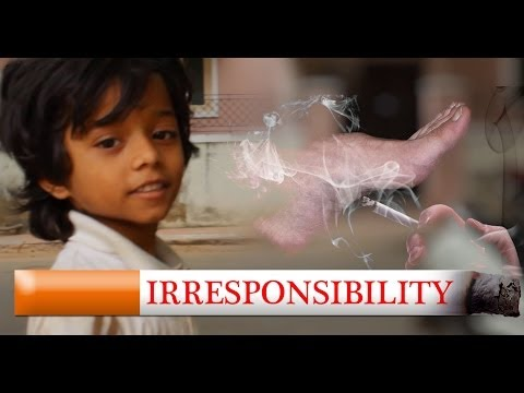Alatchiyam (Irresponsibilty)  short film