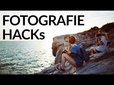 FOTOGRAFIE HACKS - Coole Tipps & Tricks