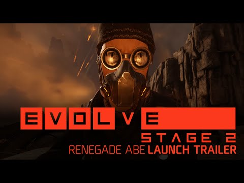 Evolve Stage 2 — Renegade Abe Trailer [ESRB]