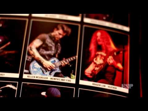 Memphis May Fire Interview (Summer 2014)