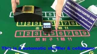 Baccarat Cheat|Blackjack Cheat|Latest Baccarat Cheating Device|Latest Blackjack Cheating Device