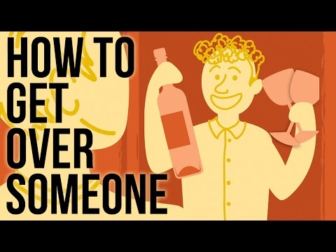 How to Get Over Someone