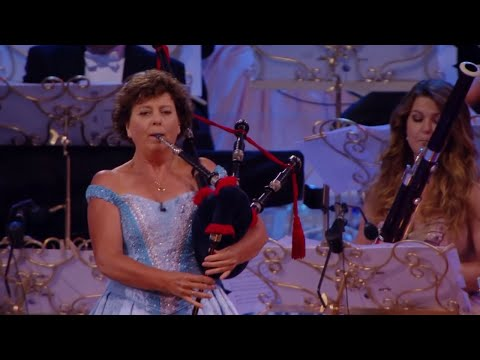 André Rieu - Highland Cathedral (видео)