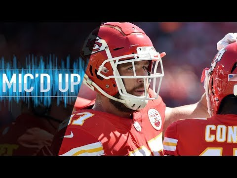 Video: Travis Kelce Mic'd Up vs. 49ers