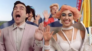 Video Katy Perry - Chained To The Rhythm PARODY! The Key of Awesome #118 MP3, 3GP, MP4, WEBM, AVI, FLV Juni 2017