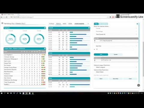 BTC Stats Pro Software – Smart Filters