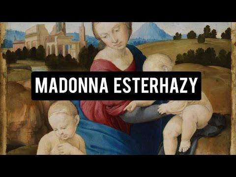 Video: la Madonna Esterhazy di Raffaello