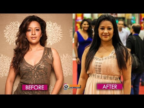 South Indian Actress After Marriage Shocking Transformation